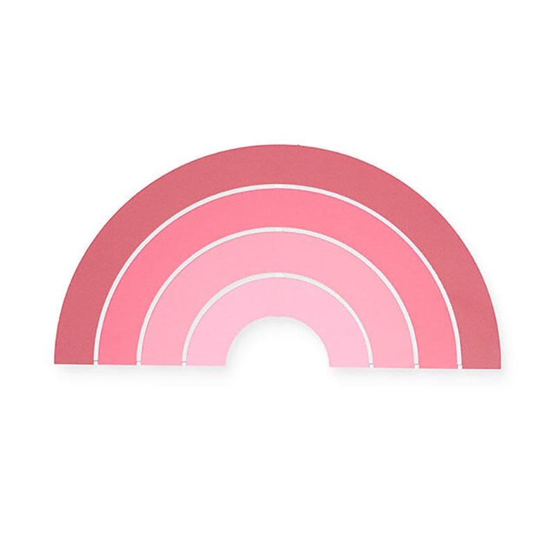 Slika za Jollein® Noćna lampa Rainbow Blush Pink
