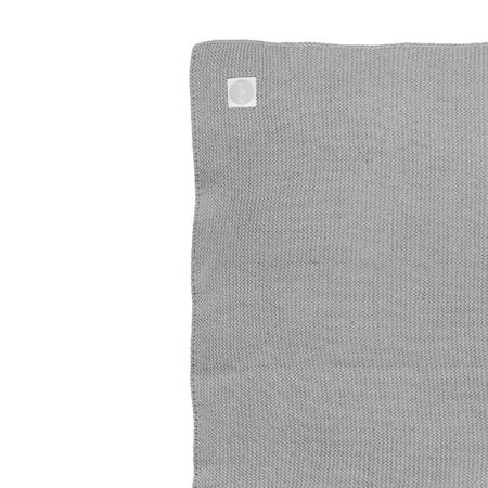 Jollein® Pletena dekica Light Grey 100x75