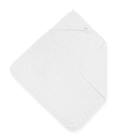 Slika za Jollein® Ručnik s kapuljačom White 75x75