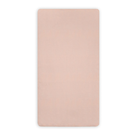 Jollein® Pamučna plahta Pale Pink 120x60