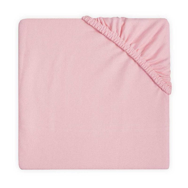 Slika za Jollein® Pamučna plahta Blush Pink 120x60