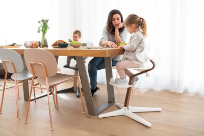 Nomi - visoka stolica za mališane nove generacije!