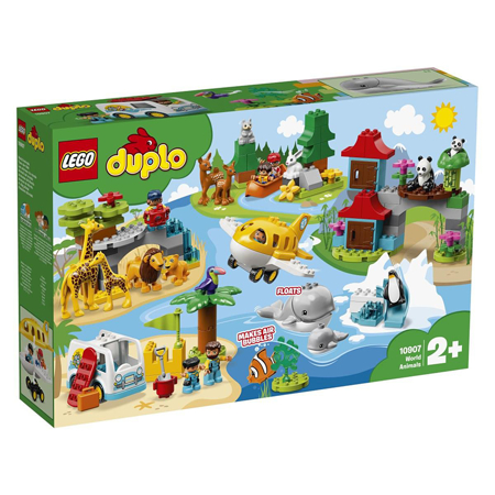 Slika za Lego® Duplo Abecedni tovornjak