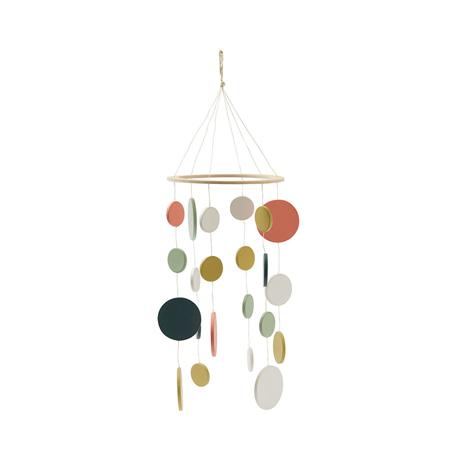 Slika za Kids Concept® Drveni vrtuljak Green