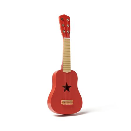 Slika za Kids Concept® Drvena gitara Red