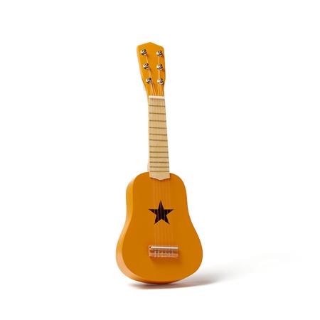Slika za Kids Concept® Drvena gitara Yellow