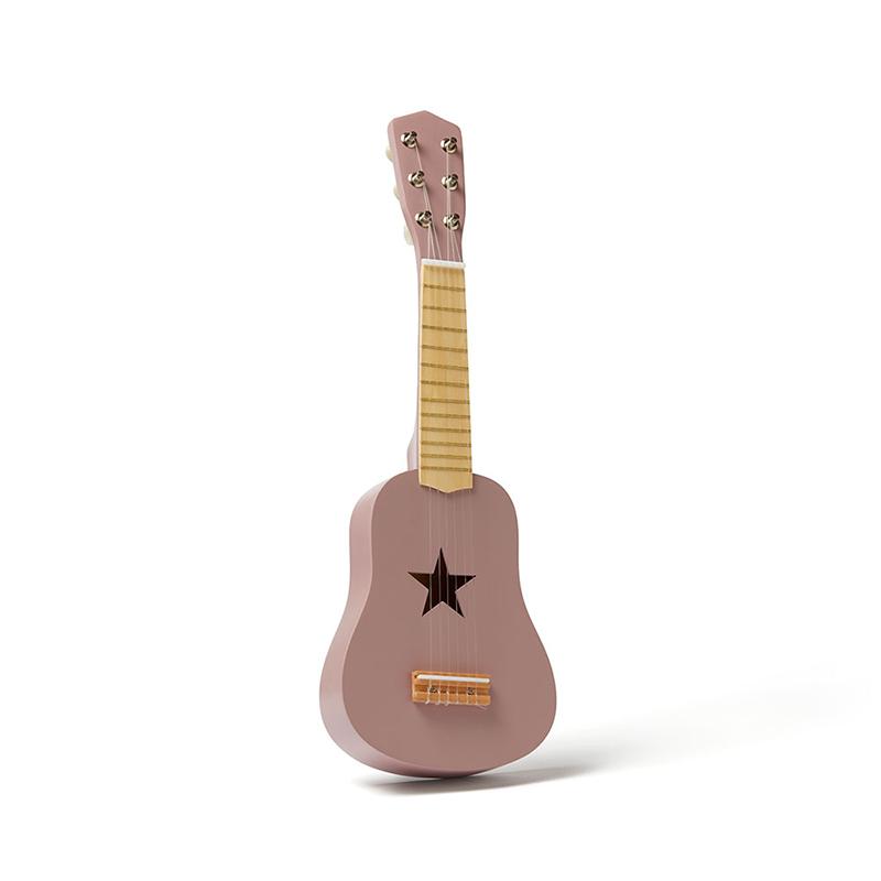 Slika za Kids Concept® Drvena gitara Lilac
