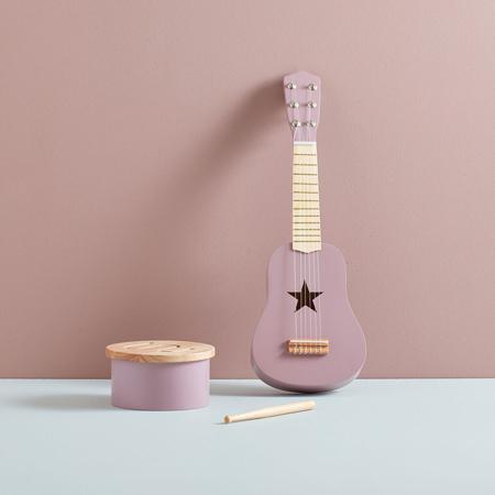 Kids Concept® Drvena gitara Lilac