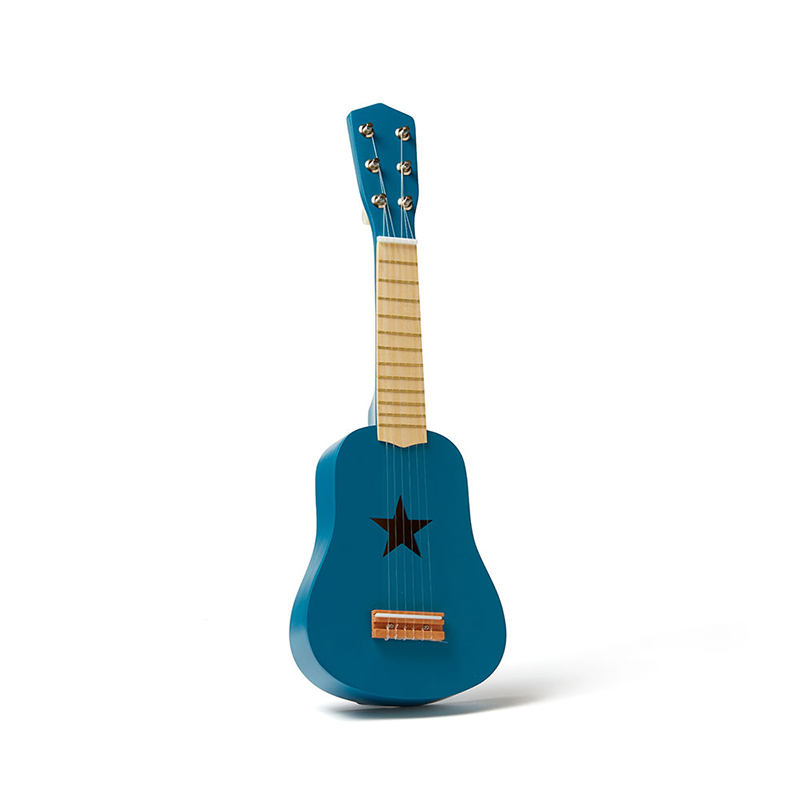 Slika za Kids Concept® Drvena gitara Blue