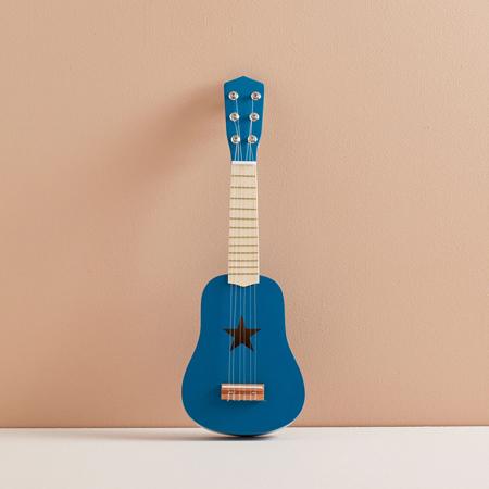 Kids Concept® Drvena gitara Blue
