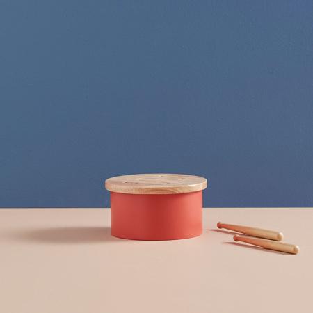 Kids Concept® Mini bubanj Red