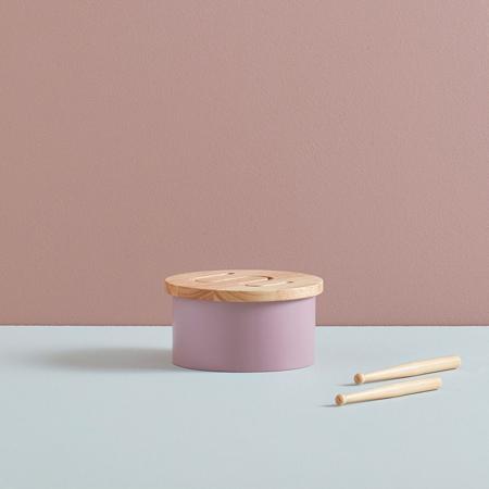 Kids Concept® Mini bubanj Lilac