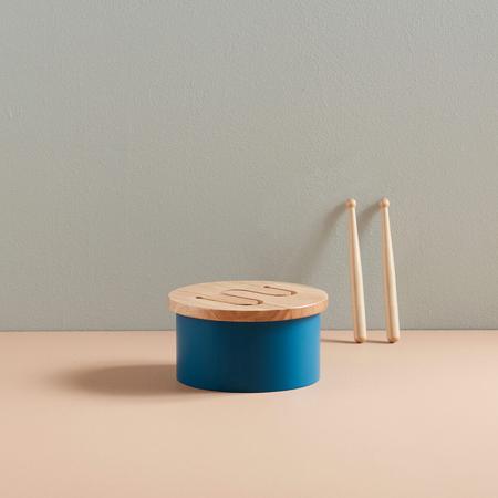 Kids Concept® Mini bubanj Blue