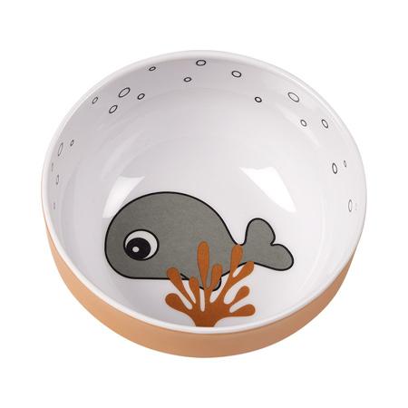Slika za Done by Deer® Yummy mini zdjelica Sea friends Mustard/Grey
