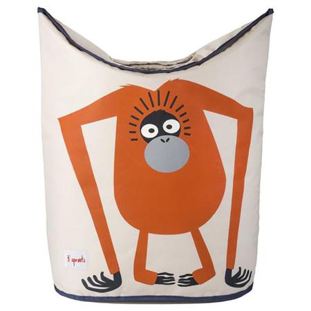 3Sprouts® Koš za igrače in perilo Orangutan
