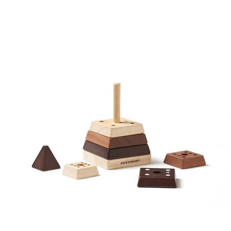 Kids Concept® Piramida za slaganje Neo