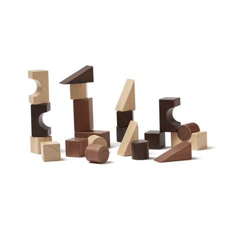 Kids Concept® Drvene kocke za sastavljanje Neo
