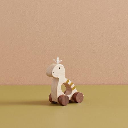Kids Concept® Igračka na guranje Dino nature Neo
