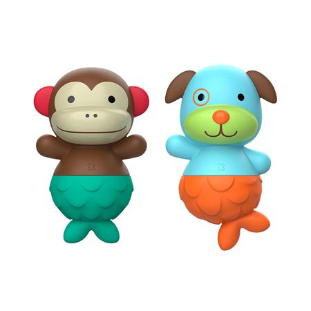 Slika za Skip Hop®  Igračka za vodu Mix&Match Pas i Majmunčić