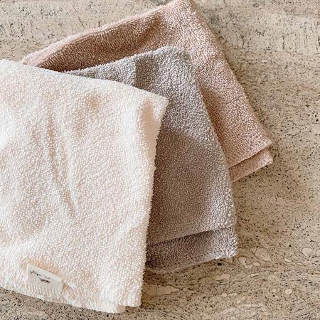 Konges Sløjd® Krpice za umivanje 3 komada Shades of Sand