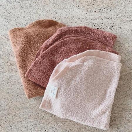 Konges Sløjd® Krpice za umivanje 3 komada Bloom