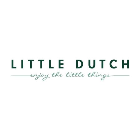 Slika za Little Dutch® Pamučni podbradnjak Pure Blue