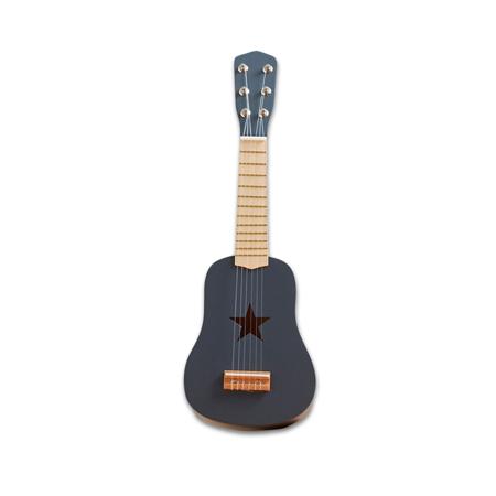 Slika za Kids Concept® Drvena gitara Grey