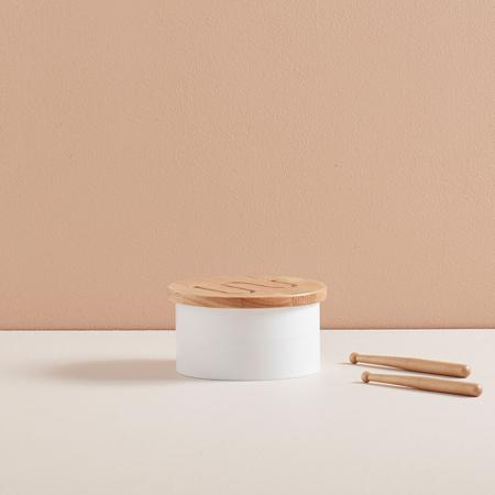 Kids Concept® Mini bubanj White