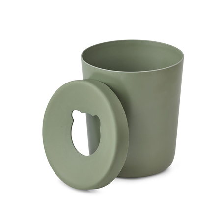 Liewood® Koš za pelene Evelina Faune Green 5L