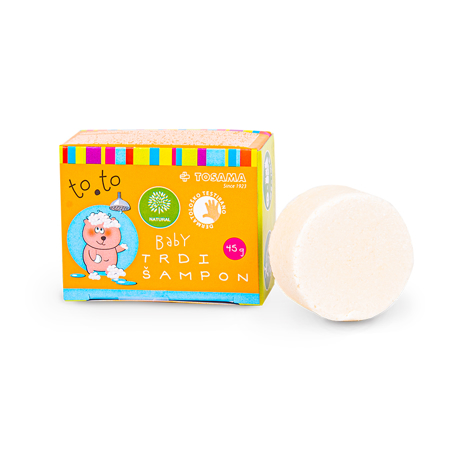 Slika za Tosama® Dječji tvrdi šampon to.to 45g