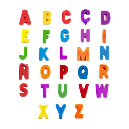 Slika za  Miniland® Magnetna slova 76komada