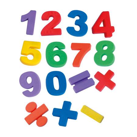 Slika za Miniland® Magnetni brojevi Jumbo 68komada