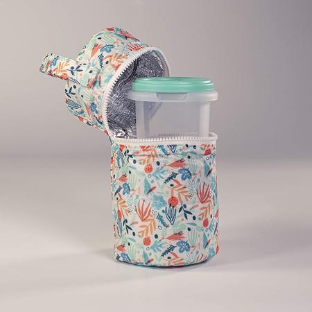 Slika za Miniland® Set dvi posudice sa termo torbom Mediterra