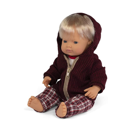 Slika za Miniland® Lutka s odjećom Cold weather Trousers Set 38cm