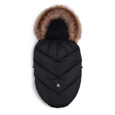 Slika za CottonMoose® Vreća za kolica Moose Yucon Black