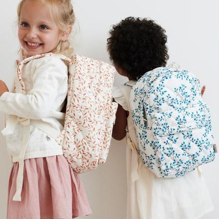 CamCam® Dječji ruksak Pressed Leaves Rose