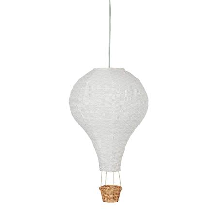 Slika za CamCam® Viseča svetilka Hot Air Balloon Grey Wave