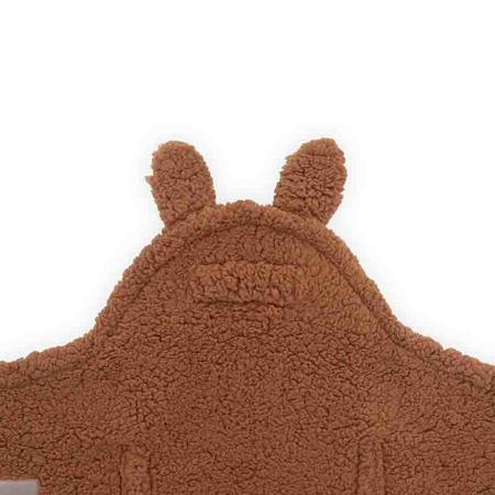 Slika za Jollein® Dekica za novorođenče Bunny Caramel 105x100