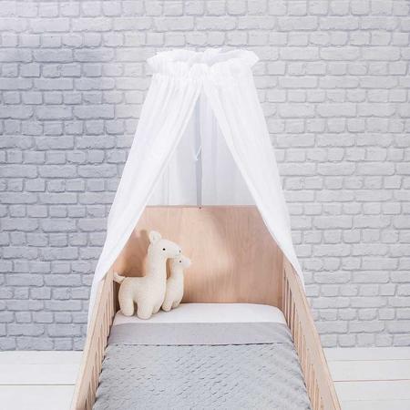 Jollein® Okrugli stalak za baldahin White