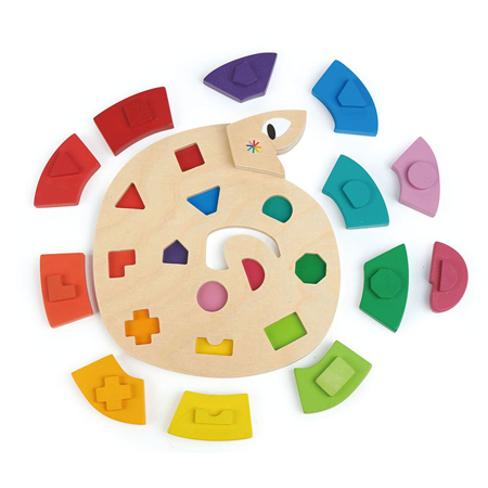 Tender Leaf Toys® Zmija Color Me
