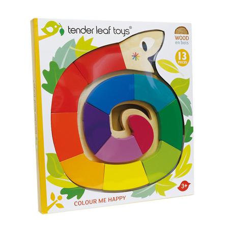 Slika za Tender Leaf Toys® Zmija Color Me