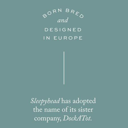 Slika za DockAtot® Višenamjensko gnijezdo Deluxe+ By Morris & Co. Pink & Rose (0-8m)