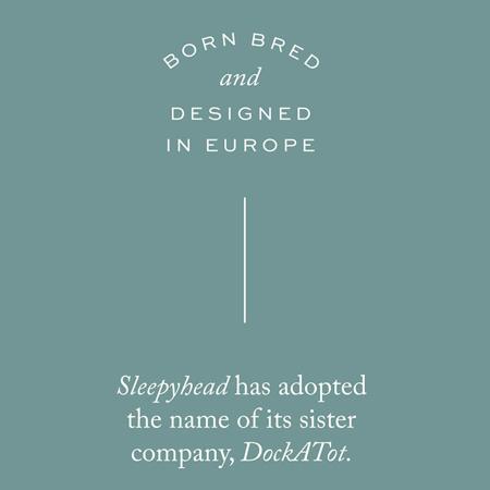 Slika za  DockAtot® Višenamjensko gnijezdo Deluxe+ By Morris & Co. Blackthorn (0-8m)