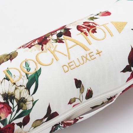 DockAtot® Višenamjensko gnijezdo Deluxe+ La Vie en Rose (0-8m)