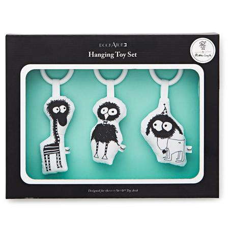 Slika za DockAtot® Set didaktičkih igračaka Fuzzy Pals