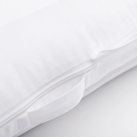 Slika za DockAtot® Pamučna navlaka za gnijezdo Grand Pristine White (9-36 m)