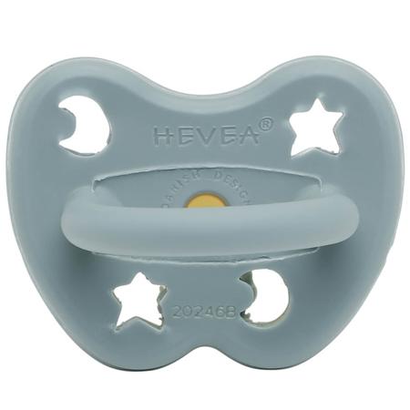 Slika za Hevea® Ortodontska duda od kaučuka  Colourful (3-36m) Winter Sky