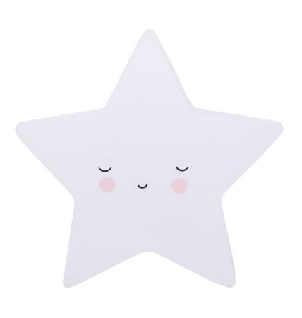 Slika za A Little Lovely Company® Mini lampica Zvjezdica Sleepy