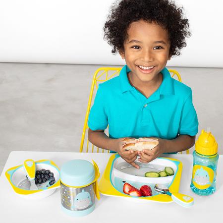 Slika za Skip Hop® Otroški jedilni pribor Morski Pes
