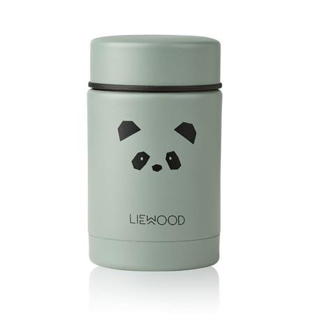 Slika za  Liewood® Termo posuda Nadja Panda Peppermint 250ml